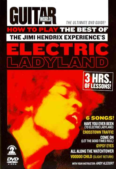 GUITAR WORLD:ELECTRIC LADYLAND BY GUITAR WORLD (DVD)