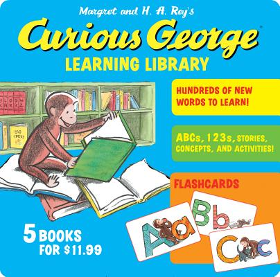 Curious George Learning Library By Rey, H. A.