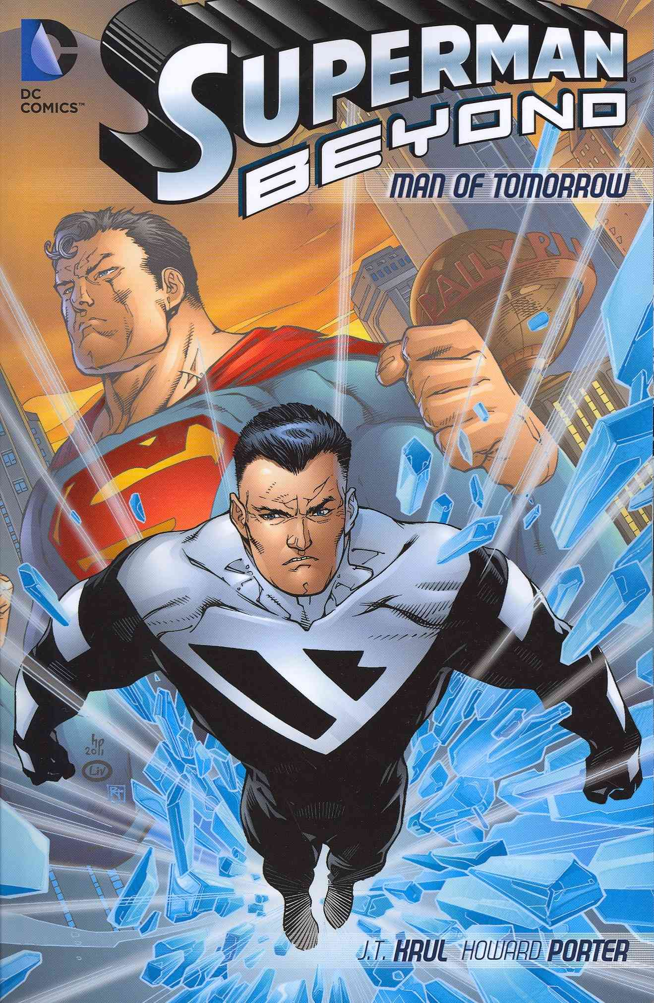 Superman Beyond By Krul, J. T./ Porter, Howard (ILT)